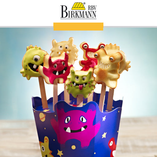 Birkmann MonsterPops (Silicone)