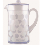 Zak! Dot Dot Pitcher, White