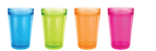 Zak! 4-Pc Doubled Wall Tumbler