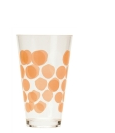 Zak! 20cl Dot Dot Tumbler, Orange