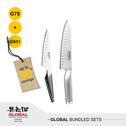Global G-78 & GS-51 Bundled Sets