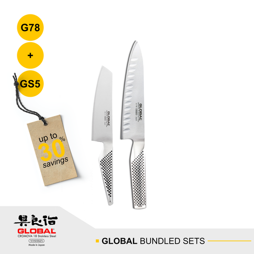 Global G-78 & GS-5 Bundled Sets