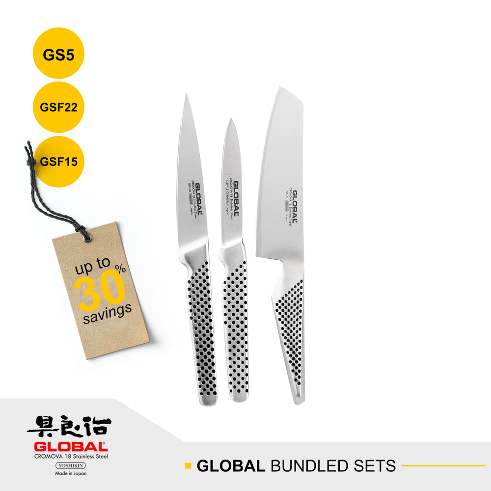 Global GS-5, GSF-22 & GSF-15 Bundled Sets