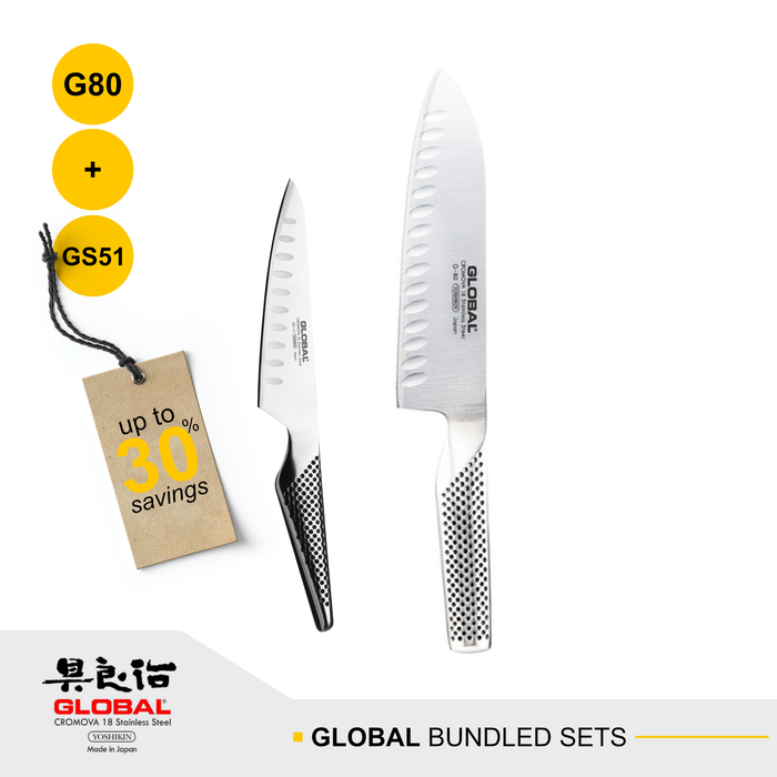 Global G-80 & GS-51 Bundled Sets