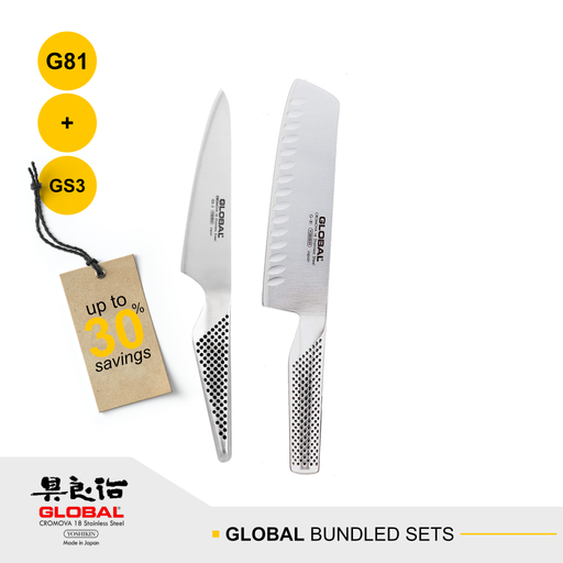 Global G-81 & GS-3 Bundled Sets
