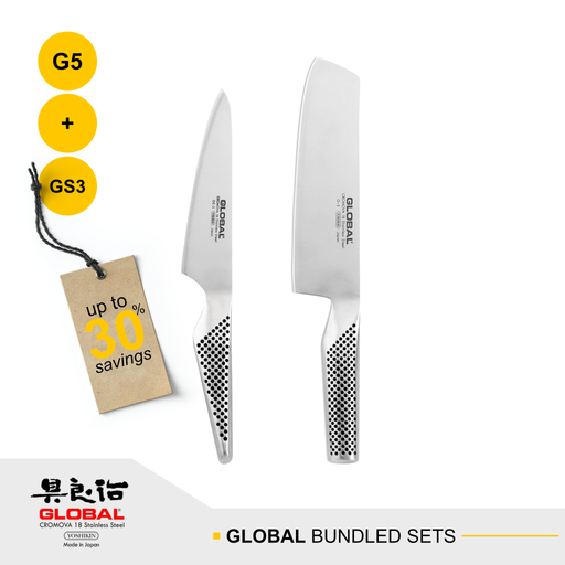 Global G-5 & GS-3 Bundled Sets