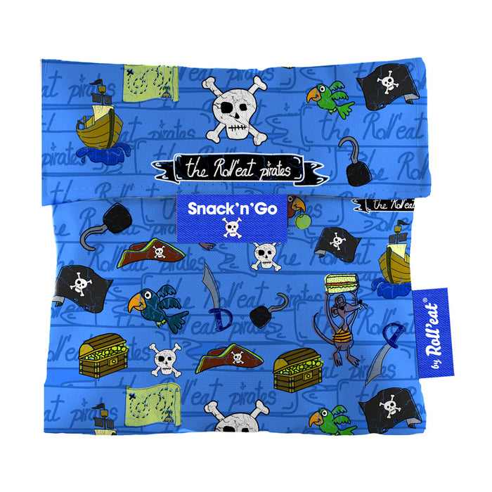 Snack'n'Go KIDS Pirates Blue
