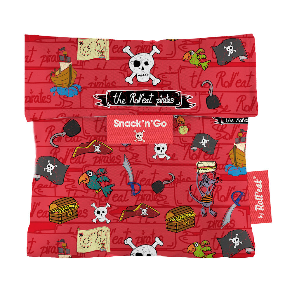 Snack'n'Go KIDS Pirates Red