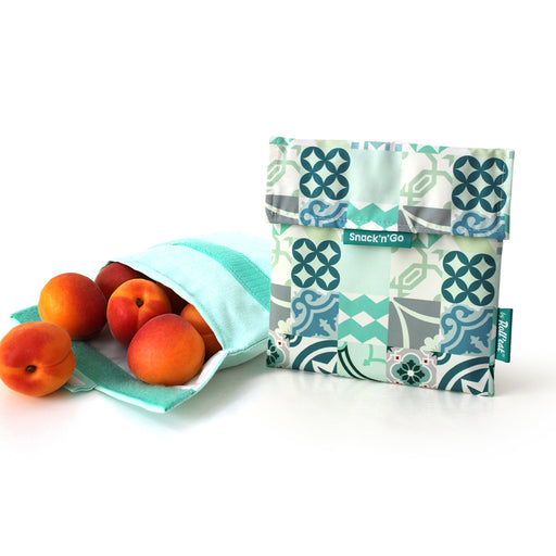 Snack'n'Go PATCHWORK Green