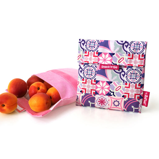 Snack'n'Go PATCHWORK Purple/Pink