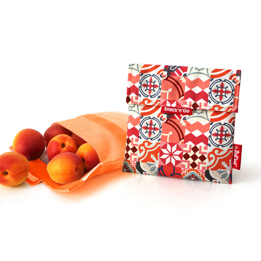 Snack'n'Go PATCHWORK Orange/Red