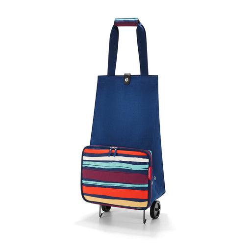 Foldable Trolley Artist Stripes