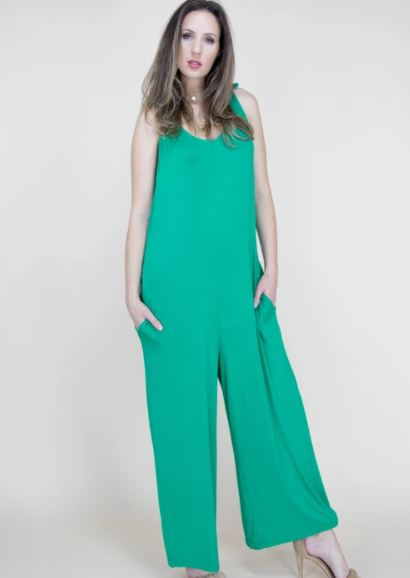 Jasmine Jumpsuit Green