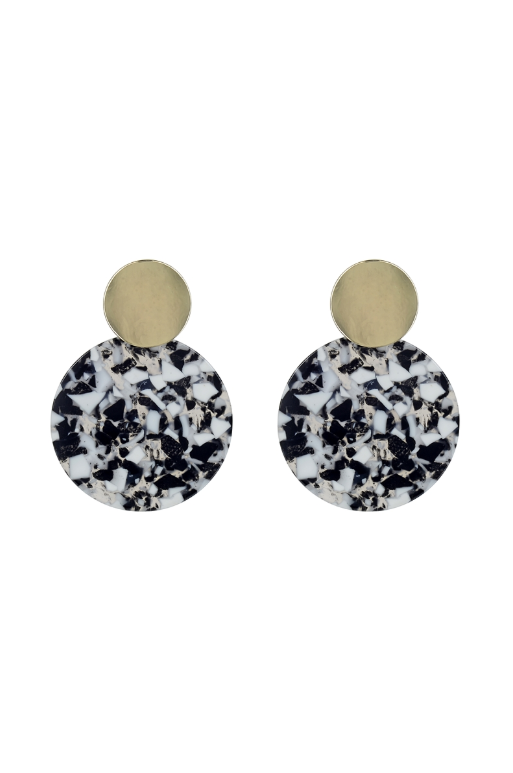 Mia Earring Black