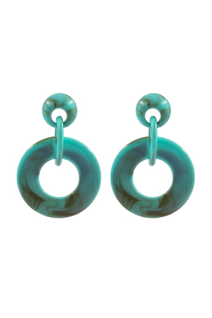 Grace Earring Turquoise