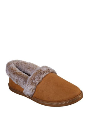 Skechers Team Toasty Slipper Chestnut