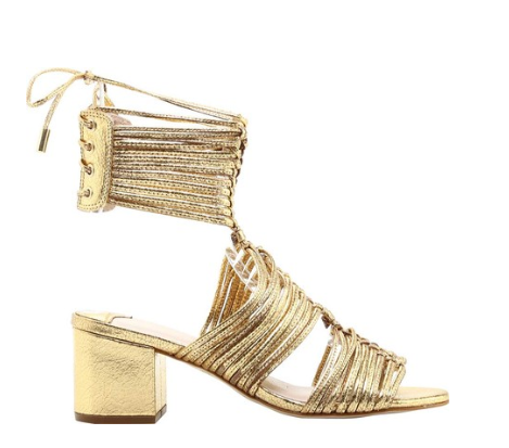 Cecelia New York Inis Gold