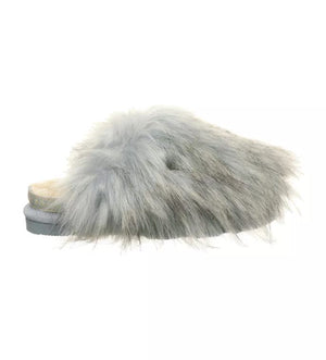 Bearpaw Elsie Blue Fog Slipper