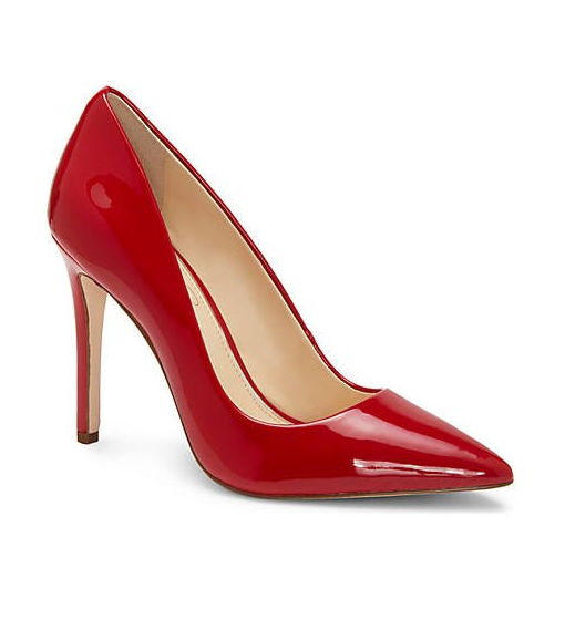 Jessica Simpson Praylee Red Patent