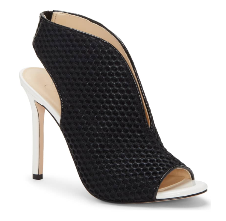 Jessica Simpson Javrey Black/White