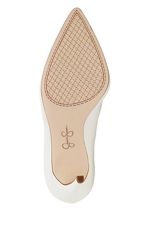 Jessica Simpson Praylee White Lizard