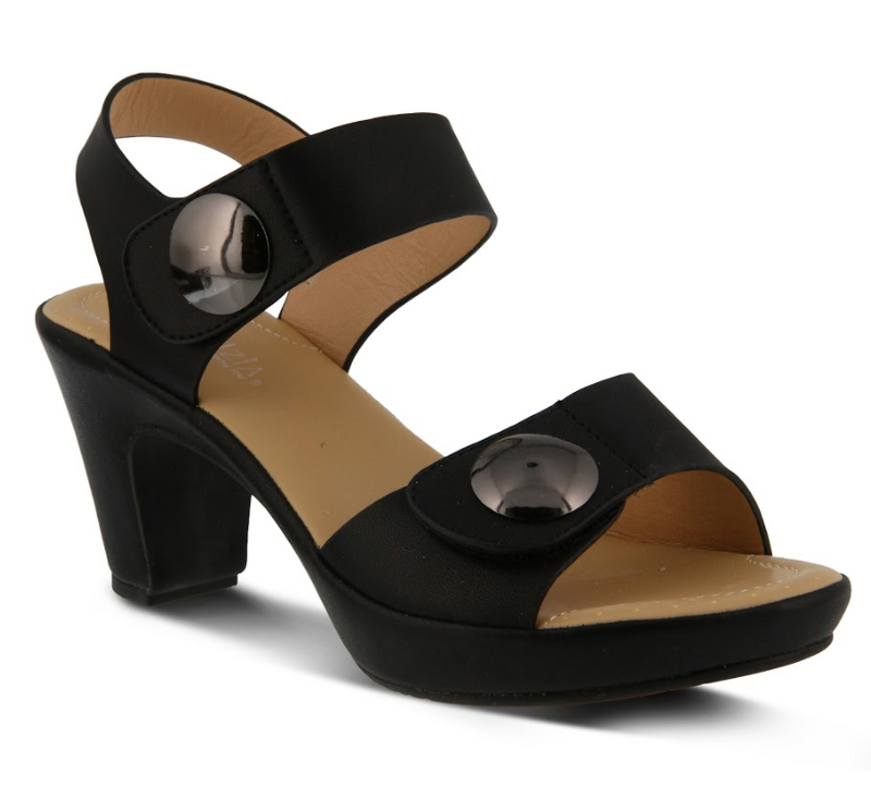 Patrizia by Spring Step Dade Black