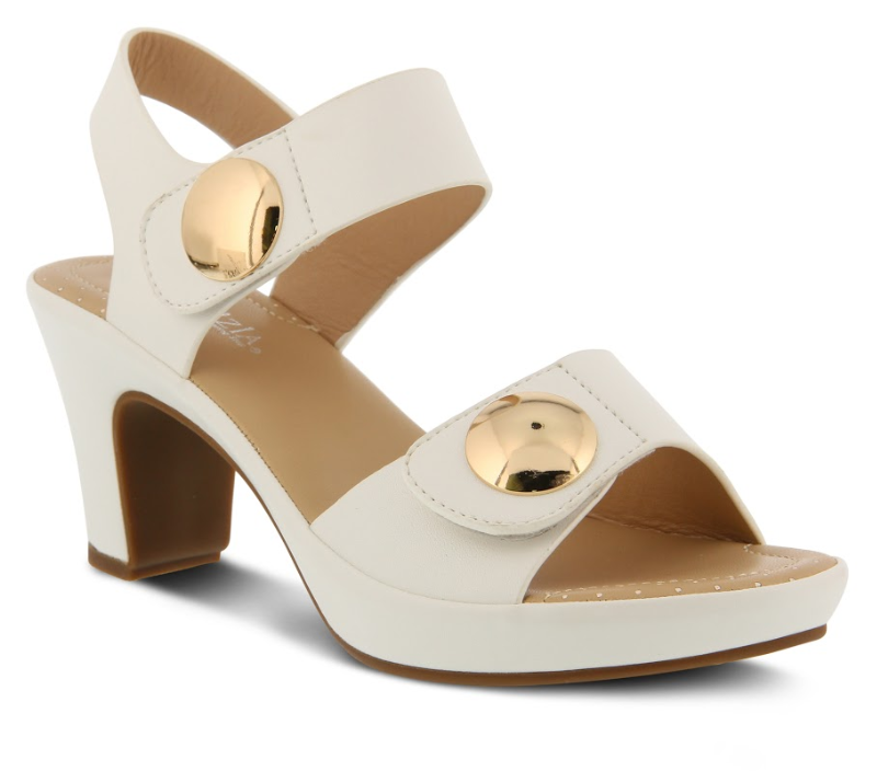 Patrizia by Spring Step Dade White