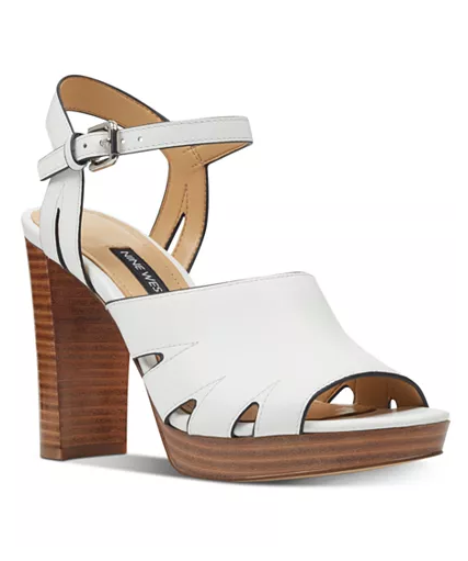 Nine West Deliah White