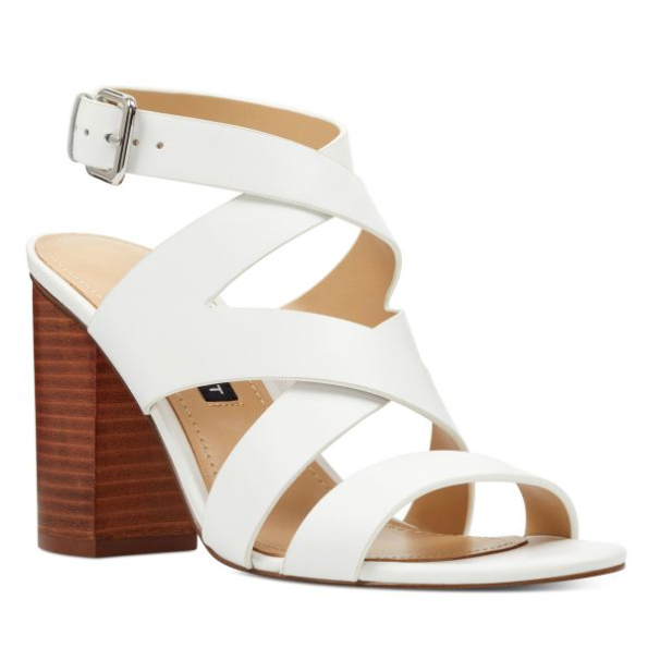 Nine West Sophia White