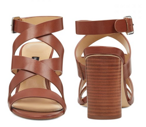 Nine West Sophia Cognac
