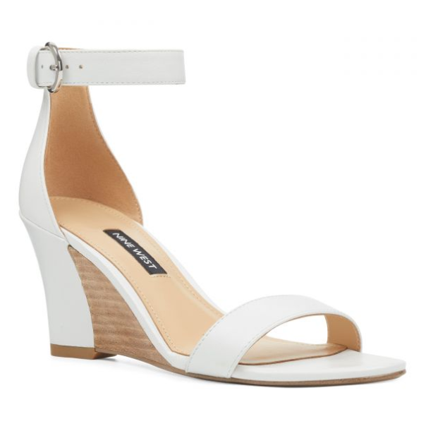 Nine West Sloane White