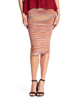 Tiffany Tube Dress/Skirt Orange Multi