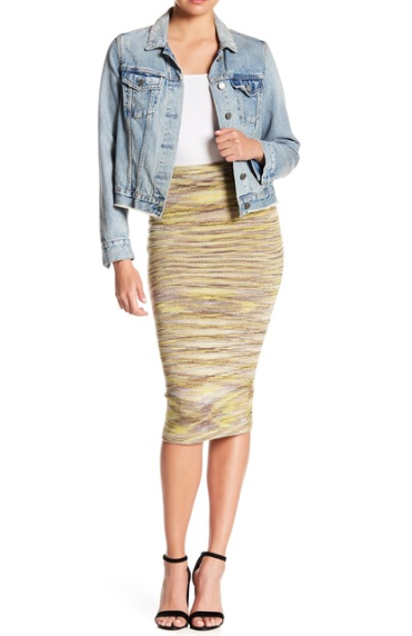 Tiffany Tube Dress/Skirt Khaki Multi