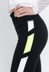 Bike Short Neon Yellow/Black