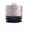 Ella Crossbody Blue Multi Snake