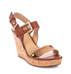 Nine West Scarlett Coffee/Gold