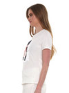 Shoe T-Shirt White