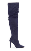 Jessica Simpson Ladee Navy Blue Suede