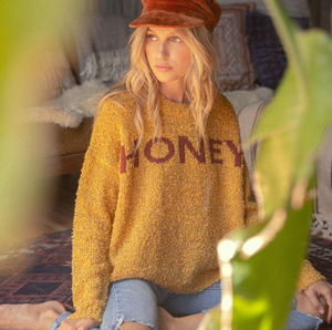 Honey Sweater