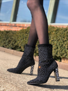 Tracy Bootie Black