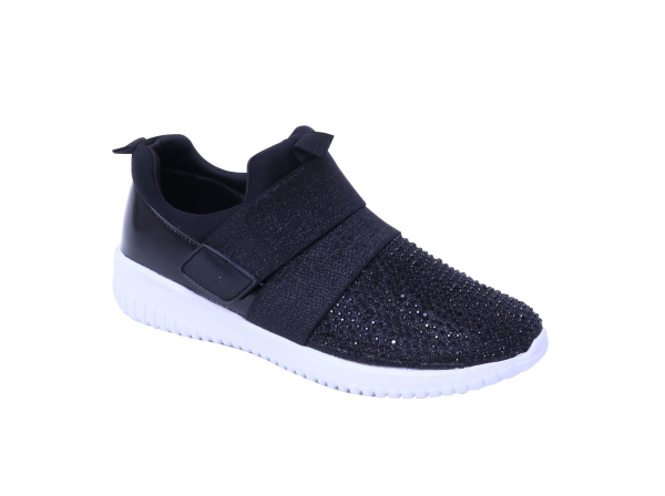 Brooklyn Sneaker Black