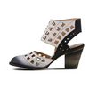 L'Artiste by Spring Step Distinctive White Multi