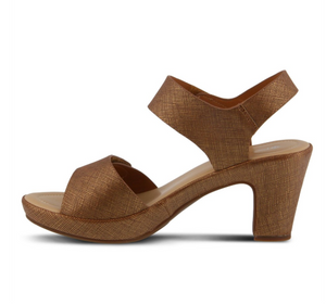 Patrizia by Spring Step Dade Bronze