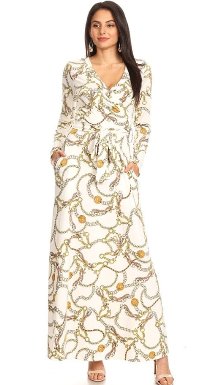 Versace Dress White