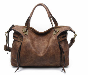 The Ali Satchel MW S100 Brown