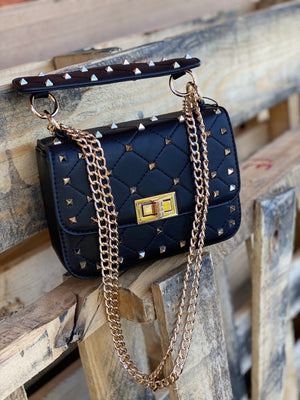 Spark Crossbody Black