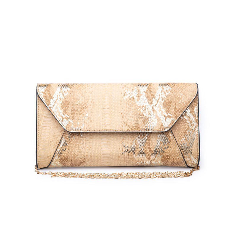 Dakota Clutch Gold