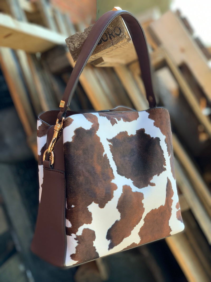 Mary Cow Handbag