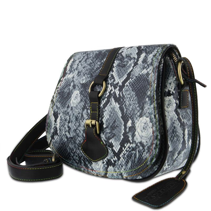 L'Artiste by Spring Step Rodeo Bag Black Multi