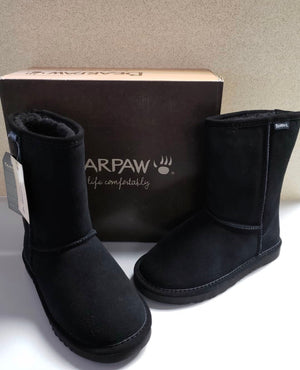 Bearpaw Elle Black
